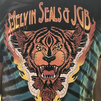 Melvin Seals Merchandise